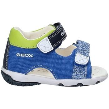 Schoenen Kinderen Sandalen / Open schoenen Geox B82L8B 01054 Blauw