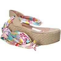 Schoenen Dames Sandalen / Open schoenen Fornarina PE18TE3073 Roze