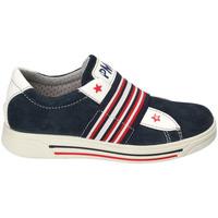 Schoenen Kinderen Instappers Primigi 3383922 Blauw