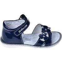 Schoenen Meisjes Sandalen / Open schoenen Melania ME8028B9E.C Blauw