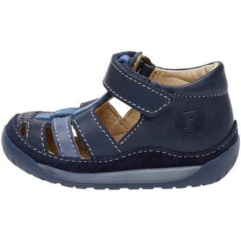 Schoenen Kinderen Sandalen / Open schoenen Falcotto 1500811 01 Blauw