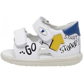 Schoenen Kinderen Sandalen / Open schoenen Falcotto 1500830 01 Wit