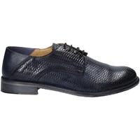 Schoenen Heren Derby Exton 3102 Blauw