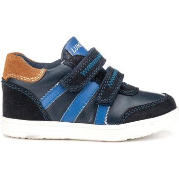 Schoenen Kinderen Lage sneakers Lumberjack SB64912 002 M01 Blauw