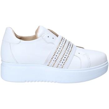 Schoenen Dames Lage sneakers Exton E05 Wit