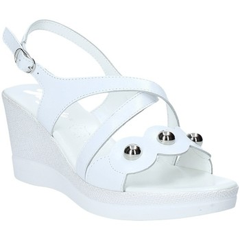 Schoenen Dames Sandalen / Open schoenen Susimoda 284695-01 Wit