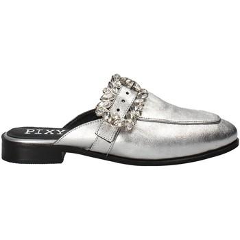 Schoenen Dames Klompen Pixy Shoes 8062204 Grijs