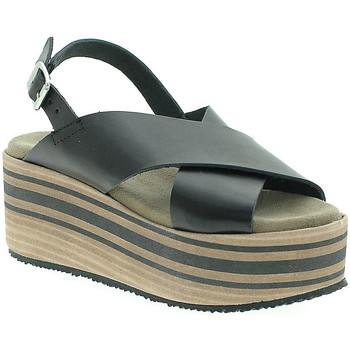 Schoenen Dames Sandalen / Open schoenen Pregunta IBH5803 Zwart