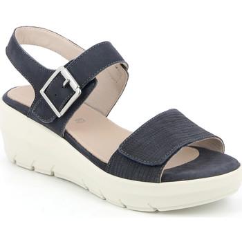 Schoenen Dames Sandalen / Open schoenen Grunland SA1881 Blauw