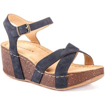 Schoenen Dames Sandalen / Open schoenen Lumberjack SW63106 001 D01 Blauw