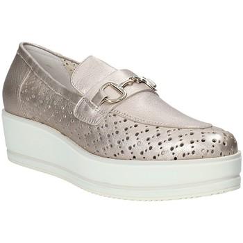 Schoenen Dames Mocassins IgI&CO 3152355 Goud