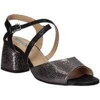 Schoenen Dames Sandalen / Open schoenen IgI&CO 3186200 Zwart