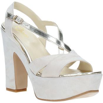 Schoenen Dames Sandalen / Open schoenen Grace Shoes TQ 126 Beige