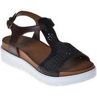 Schoenen Dames Sandalen / Open schoenen Bueno Shoes N3403 Zwart