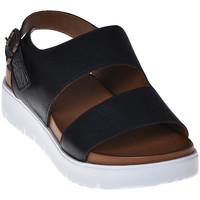 Schoenen Dames Sandalen / Open schoenen Bueno Shoes N3409 Zwart