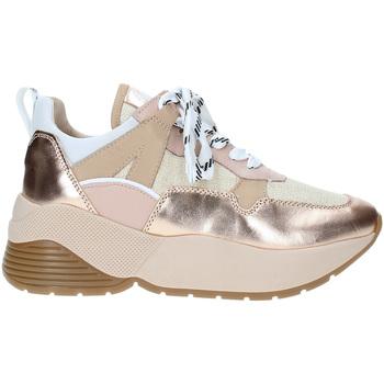 Schoenen Dames Lage sneakers Janet Sport 43780 Roze