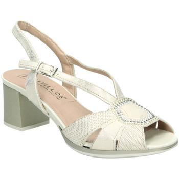 Schoenen Dames Sandalen / Open schoenen Pitillos 5560 Goud