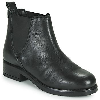 Schoenen Dames Laarzen Musse & Cloud PRITI Zwart