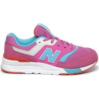 Schoenen Kinderen Lage sneakers New Balance NBGR997HDC Roze