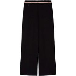Textiel Dames Losse broeken / Harembroeken NeroGiardini E060060D Zwart