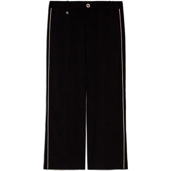 Textiel Dames Losse broeken / Harembroeken NeroGiardini E060140D Zwart
