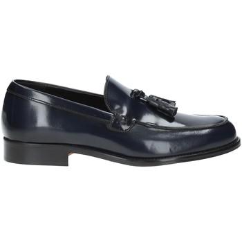 Schoenen Heren Mocassins Rogers 651 Blauw