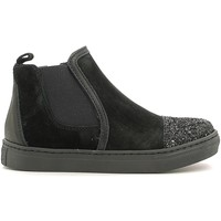 Schoenen Kinderen Hoge sneakers Holalà HS050009L Zwart