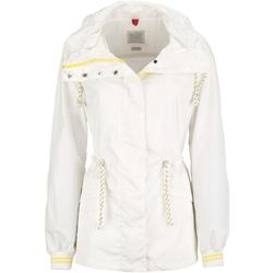 Textiel Dames Jacks / Blazers Geox W7221R T2325 Wit