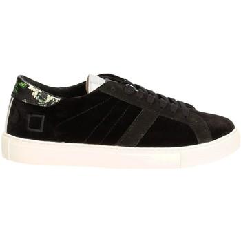 Schoenen Dames Hoge sneakers Date W271-NW-VV-BK Zwart