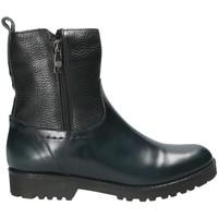 Schoenen Dames Enkellaarzen Mally 4645SM Zwart