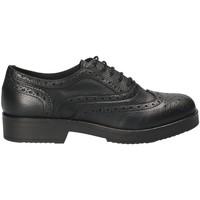 Schoenen Dames Klassiek Mally 4704S Zwart
