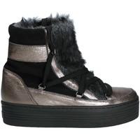 Schoenen Dames Snowboots Mally 5990 Grijs