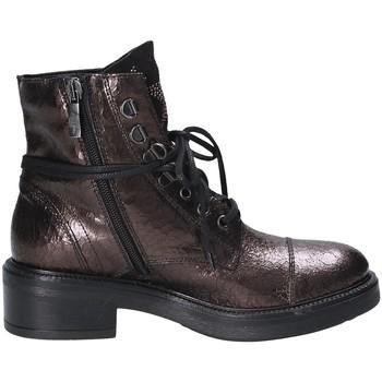 Schoenen Dames Laarzen Mally 6019 Rood