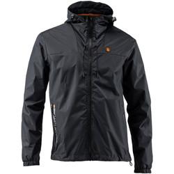 Textiel Heren Trainings jassen Lumberjack CM79723 001 407 Zwart