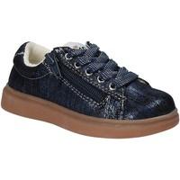 Schoenen Kinderen Lage sneakers Primigi 8305 Blauw