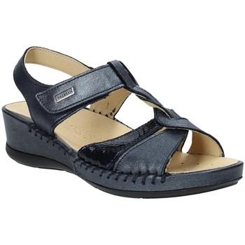 Schoenen Dames Sandalen / Open schoenen Susimoda 2379-03 Blauw