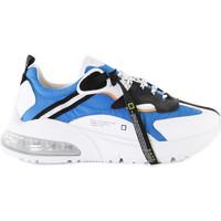 Schoenen Heren Lage sneakers Date M321-AR-DO-SK Wit