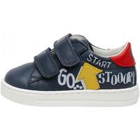 Schoenen Kinderen Lage sneakers Falcotto 2014629 01 Blauw