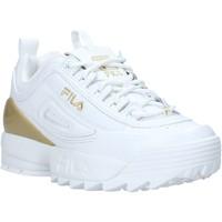 Schoenen Dames Lage sneakers Fila 1010862 Wit