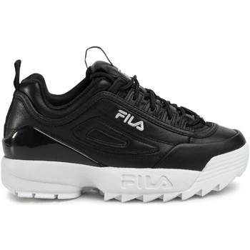 Schoenen Dames Lage sneakers Fila 1010862 Zwart