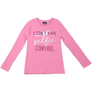 Textiel Kinderen T-shirts met lange mouwen Chicco 09006871000000 Roze