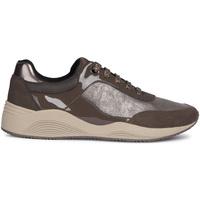 Schoenen Dames Lage sneakers Geox D940SB 0PVHH Bruin