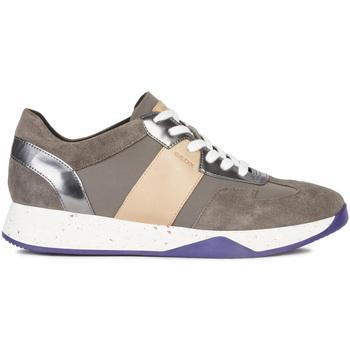 Schoenen Dames Lage sneakers Geox D94FRB 02211 Grijs
