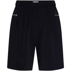 Textiel Dames Korte broeken / Bermuda's Calvin Klein Jeans K20K201771 Zwart