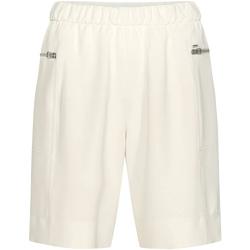 Textiel Dames Korte broeken / Bermuda's Calvin Klein Jeans K20K201771 Beige