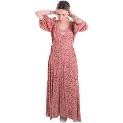 Textiel Dames Lange jurken Calvin Klein Jeans K20K201954 Roze