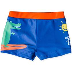 Textiel Kinderen Zwembroeken/ Zwemshorts Losan 017-4003AL Blauw