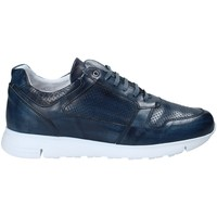 Schoenen Heren Lage sneakers Exton 332 Blauw