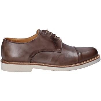 Schoenen Heren Derby Exton 9197 Grijs