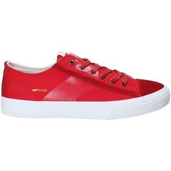 Schoenen Heren Lage sneakers Gas GAM810035 Rood